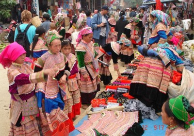 Tour du lịch Hà Nội – Ninh Bình – Sapa – Hạ Long 5 ngày 4 đêm