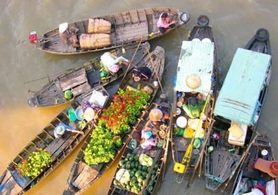 Tour Miền Tây miệt vườn Mekong 6 ngày