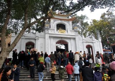 Tour du lịch Lạng Sơn: Đền Bắc Lệ  – Chợ Đông Kinh 1 ngày