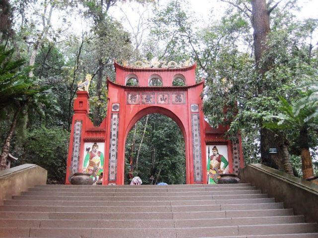 Du lịch Đền Hùng – Cổ Loa 1 ngày