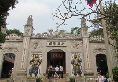 Tour du lịch Hà Nội – Đền Hùng 1 ngày