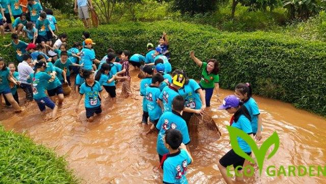 Tour du lịch trang trại giáo dục Eco garden Thái Dương 1 ngày