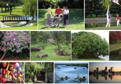 Tour du lịch Hà Nội – Khu đô thị Ecopark 1 ngày