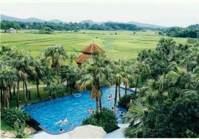 Tour du lịch Hà Nội – Family Resort 1 ngày