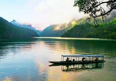 Hồ Ba Bể – Thác Bản Giốc – Pắc Pó 3 ngày 2 đêm
