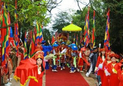 Đền Bảo Hà và sự tích ông Hoàng Bảy ở Lào Cai