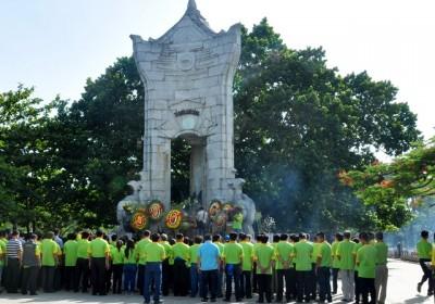 Thành Cổ Quảng Trị – Lao Bảo –Vịnh Mốc – Nghĩa Trang Trường Sơn 4 ngày