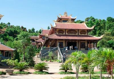 Hà Nội – Tây Thiên – Thiền Viện Trúc Lâm