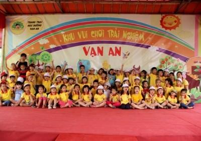 Tour trải nghiệm trang trại giáo dục Vạn An 1 ngày